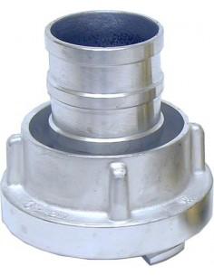STORZ DN C52 coupling (deliv./suction), alu