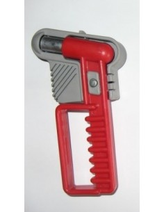 Emergency hammer with case