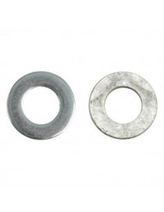 Washers DIN 125 galv.