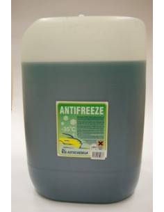 Antifreeze liquid 20 ltr. RED -40*C