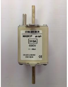 Fuse NH2 gG / CP 315A 690V ITALWEBER