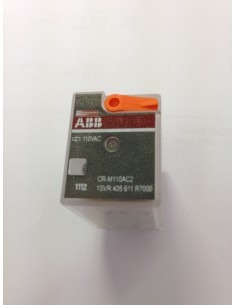 Pluggable interface relay CR-M110AC2 ABB