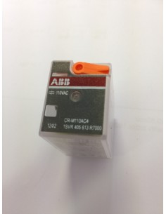 Pluggable interface relay CR-M110AC4 ABB