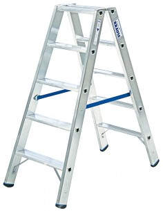 Two sided ladder KRAUSE STABILO (professional)