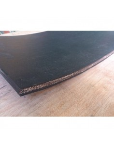 Rubber mats reinferced with 5 layers of fabric, 600x300x15mm