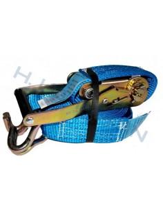Lashing belt double part 6m complete