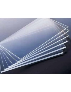 Organic glass Plexiglass 2 mm