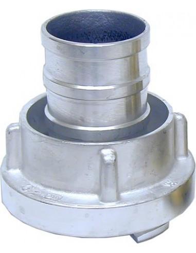 STORZ DN C65 coupling (deliv./suction), alu