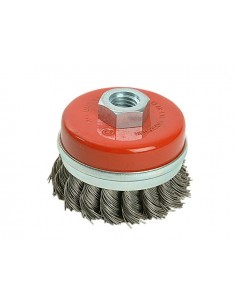 Steel wire cup brush M14 65mm