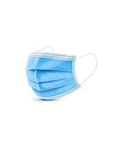 Medical mask 3-ply