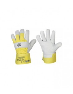 Cowhide smooth gloves,...