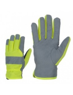 Synthetic gloves with...