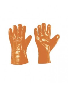 PVC coated work gloves,...