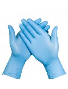 Nitrile disposable gloves...