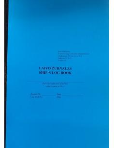 Ship log book, Form 1-A