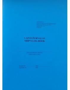 Ship log book, Form 1-B