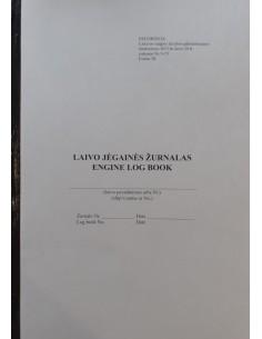 Engine log book, Form 2-B