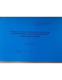 GMDSS Radio log book, Form 3-A