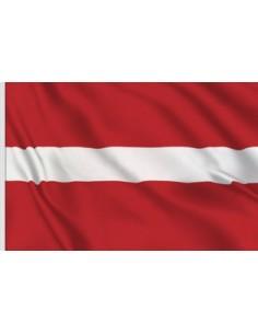 Flag of Latvia, size 65 x...