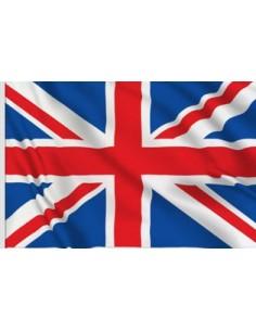 Flag of UK, size 65 x 106 cm