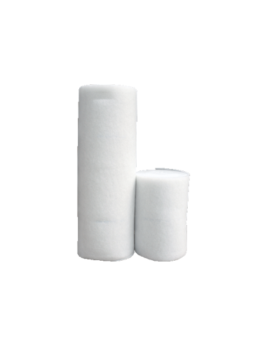Polyester Coarse Dust Filter Mat , 2m width